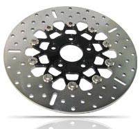 EBC Brakes RSD020BLK Black Chrome Full Floating Rotor