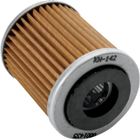 K/&N Oil Filter Yamaha YFM 350 400 TTR 250  YZ F 250 426 WR F  250 400 KN-142