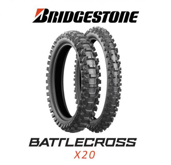 Bridgestone NEW Mx Battlecross X20 110