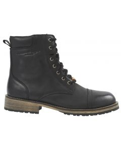 Furygan Caprino Leather Boot Black