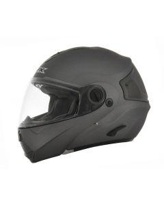 AFX FX-36 Full Face Modular Helmet Solid Flat Gray
