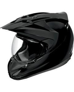 ICON Variant Full Face Helmet Solid Gloss Black