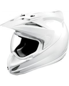 ICON Variant Full Face Helmet Solid Gloss White