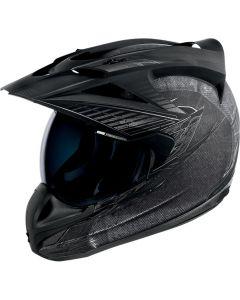 ICON Variant Full Face Helmet Battlescar Rubatone Gray