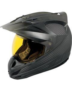 ICON Variant Full Face Helmet Ghost Rubatone Black