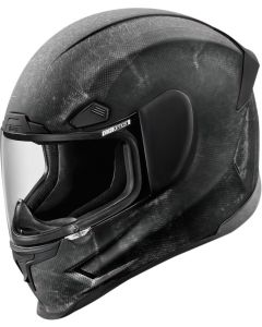 ICON Airframe Pro Full Face Helmet Construct Rubatone Black