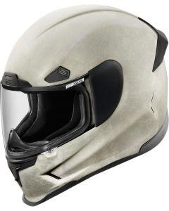 ICON Airframe Pro Full Face Helmet Construct Rubatone White