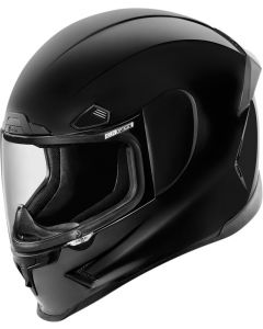 ICON Airframe Pro Full Face Helmet Solid Gloss Black