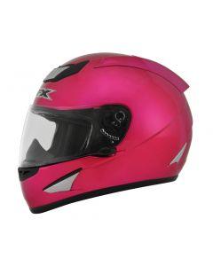 AFX FX-95 Full Face Helmet Solid Gloss Pink