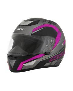 AFX FX-95 Full Face Helmet Airstrike Flat Pink