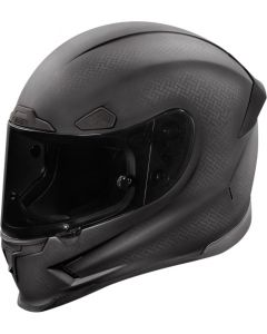 ICON Airframe Pro Full Face Helmet Ghost Carbon Gloss Black