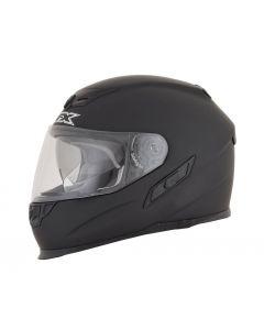 AFX FX-105 Street Helmet Solid Matte Black
