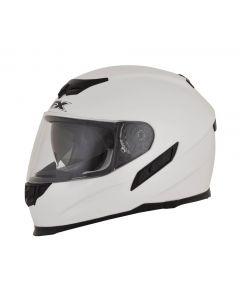AFX FX-105 Street Helmet Solid Gloss Pearl White