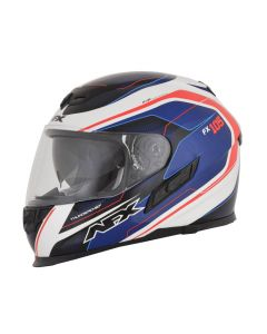 AFX FX-105 Street Helmet Thunderchief Gloss Blue/White/Red