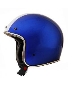 AFX FX-76 Open Face Helmet Solid Gloss Multi