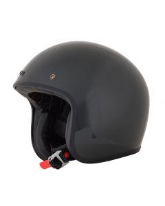 AFX FX-76 Vintage Jet Helmet Solid Gloss Magnetic