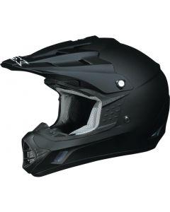 AFX FX-17 Offroad Helmet Solid Flat Black