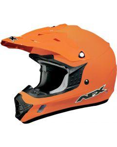 AFX FX-17 Offroad Helmet Solid Gloss Orange