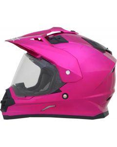 AFX FX-39 Full Face Helmet Solid Gloss Pink