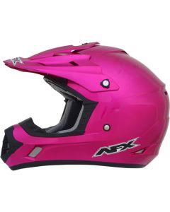 AFX FX-17 Offroad Helmet Solid Gloss Pink