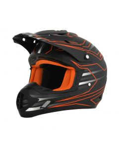 AFX FX-17 Offroad Helmet Mainline Gloss Orange