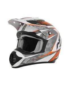 AFX FX-17 Offroad Helmet Factor Gloss Multi