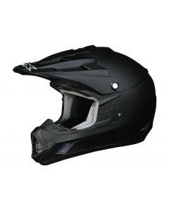 AFX FX-17YE Offroad Helmet Solid Matte Black