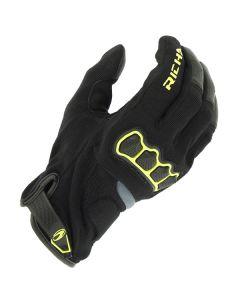 Richa Spyder Textile Black/Fluorescent