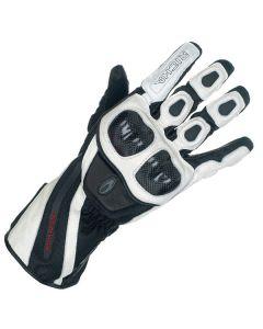 Richa Warrior Ladies Leather Glove Black/White