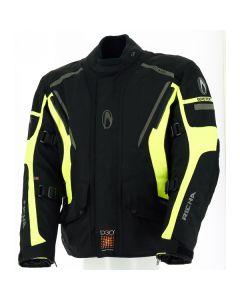 Richa Cyclone GTX Mens Textile Long Sleeve Jacket Fluorescent