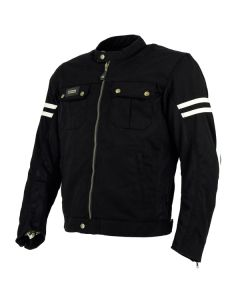 Richa Fullmer Mens Textile Long Sleeve Jacket Black