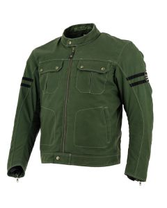 Richa Fullmer Mens Textile Long Sleeve Jacket Olive