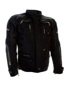 Richa Infinity Mens Textile Jacket Black