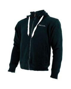 Richa Titan Mens Textile Long Sleeve Hoodie Black