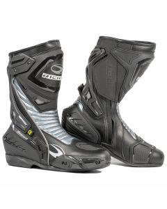 Richa Tracer Evo Leather Boot Black/Grey