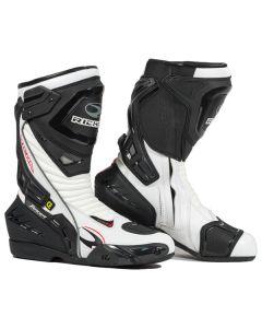 Richa Tracer Evo Leather Boot Black/White
