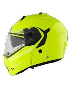 Caberg Duke Flip Up Helmet   Hi-Viz