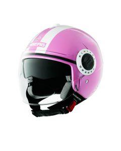 Caberg Riviera V2+ Hybrid Helmet   Pink