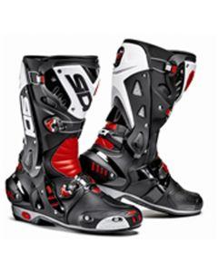 Sidi Vortice  Boot Black/Red/White
