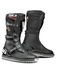 Sidi Courier Leather Boot Black