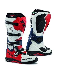 TCX Comp Evo Michelin  Boot Red/White/Blue