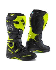 TCX Comp Evo Michelin  Boot Black/Green
