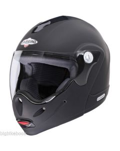 Caberg Rhyno Junior Flip Up Helmet  Matt Black Matt