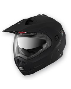 Caberg Tourmax Flip Up Helmet  Matt Black Matt