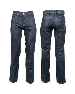 Richa Hammer  Short Fit Textile Trousers Dark Blue