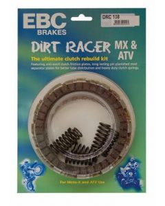 EBC CLUTCH COMPLETE KIT DIRT