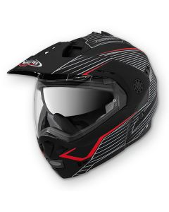 Caberg Tourmax Flip Up Helmet  Matt Red