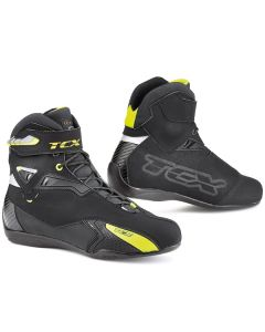 TCX Rush  Boot Black/Yellow/Flourescent