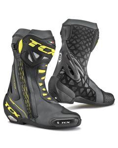 TCX RT-RACE  Boot Black/Yellow/Flourescent