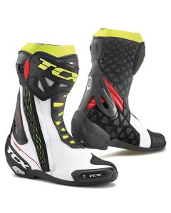 TCX RT-RACE  Boot White/Red/Yellow/Flou